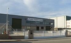 warehousing spain